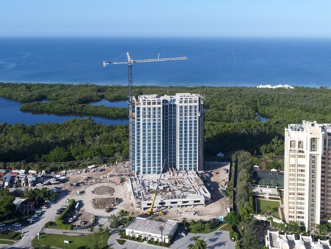 Gulf Bay Marketing Group Inc. has assumed all sales responsibilities for the 20-story tower of Mystique in Pelican Bay.