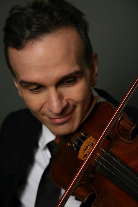 Naples Philharmonic, Gil Shaham stir an exciting mix of