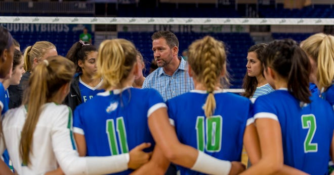 Fifth-year coach Matt Botsford is taking FGCU to its first-ever NCAA tournament