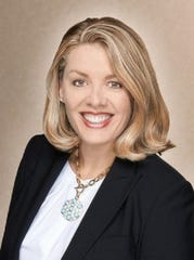 Shelley Broader, president and CEO of Chico's FAS