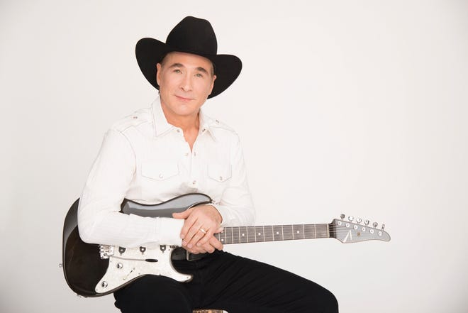 """Clint Black, 1990's hit country star, performs at the Midland Theatre """"A Clint Black Christmas"""""""