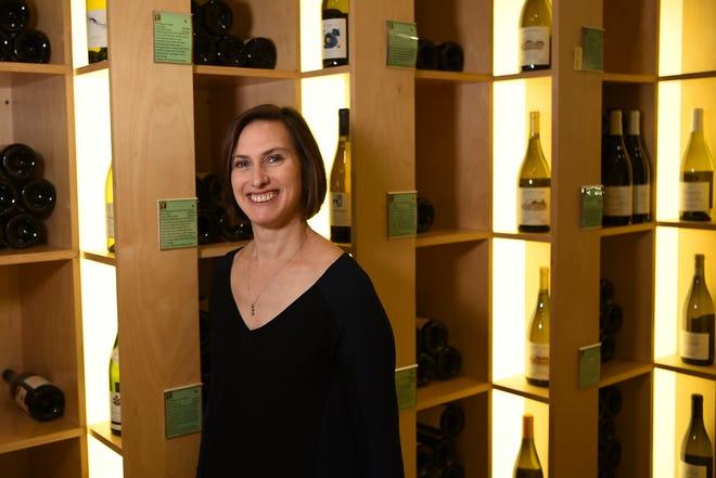 Sharon Sevrens of Amanti Vino in Montclair on Wednesday November 28, 2018.