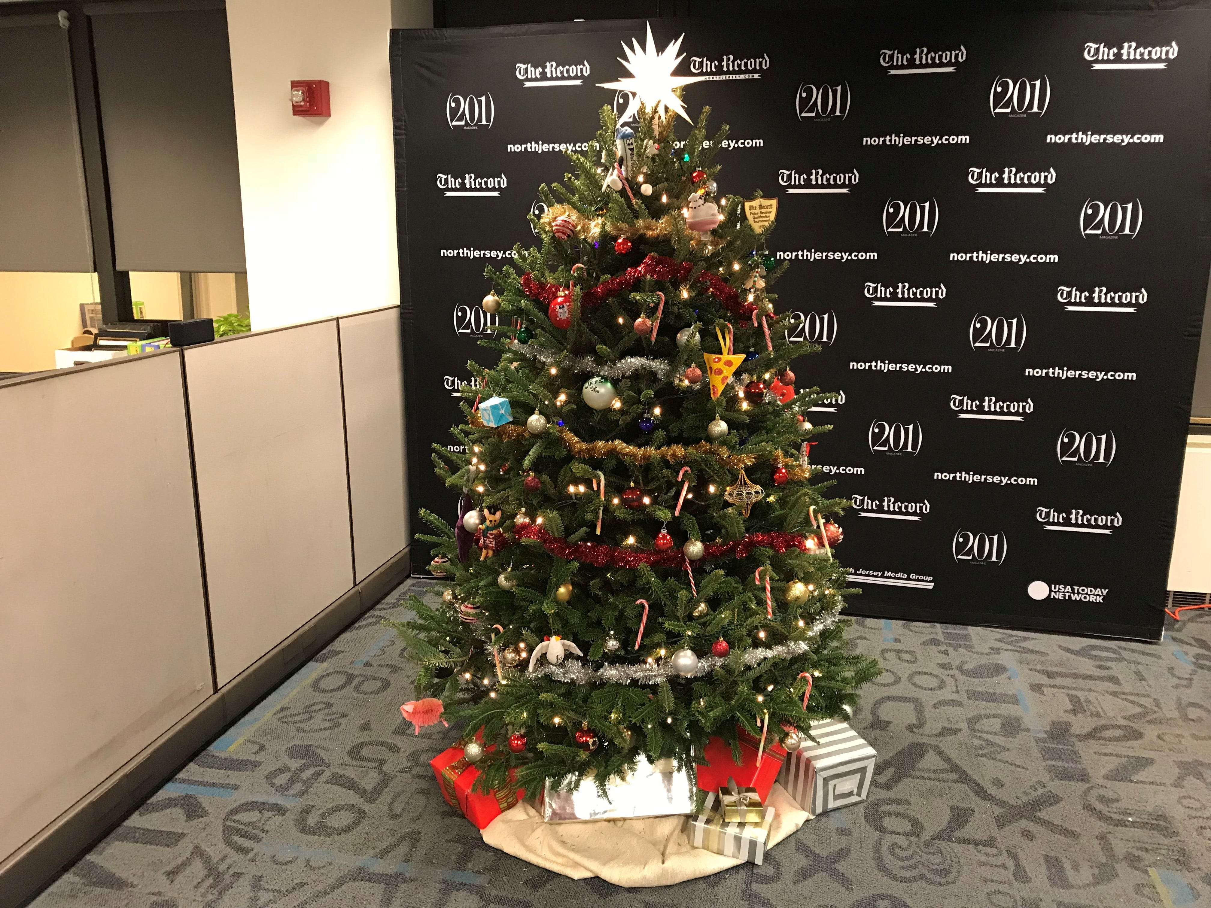 The 13 days of our Amazon Christmas tree