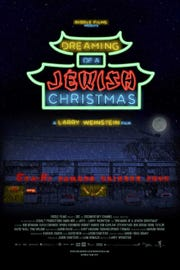 """Dreaming of a Jewish Christmas"""