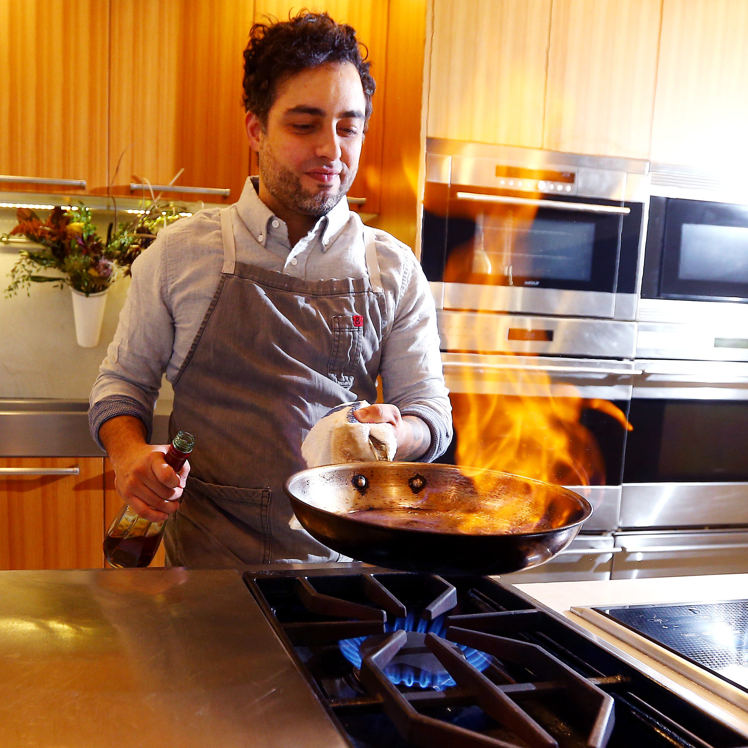 From probation officer to Top Chef contestant: David Viana is having the best year of his life