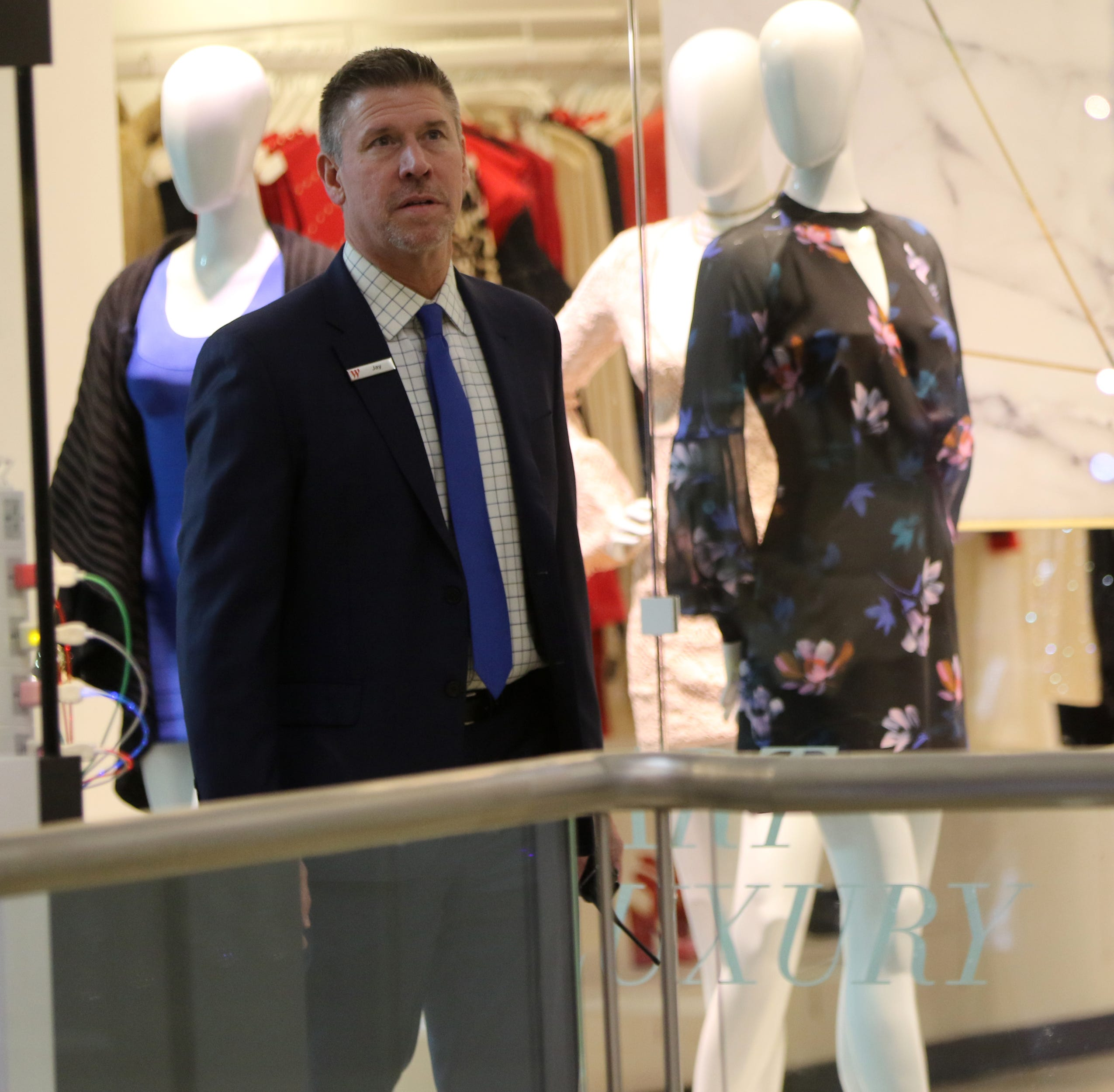 Garden State Plaza mall's new manager: Walk a mile, or two, in his shoes