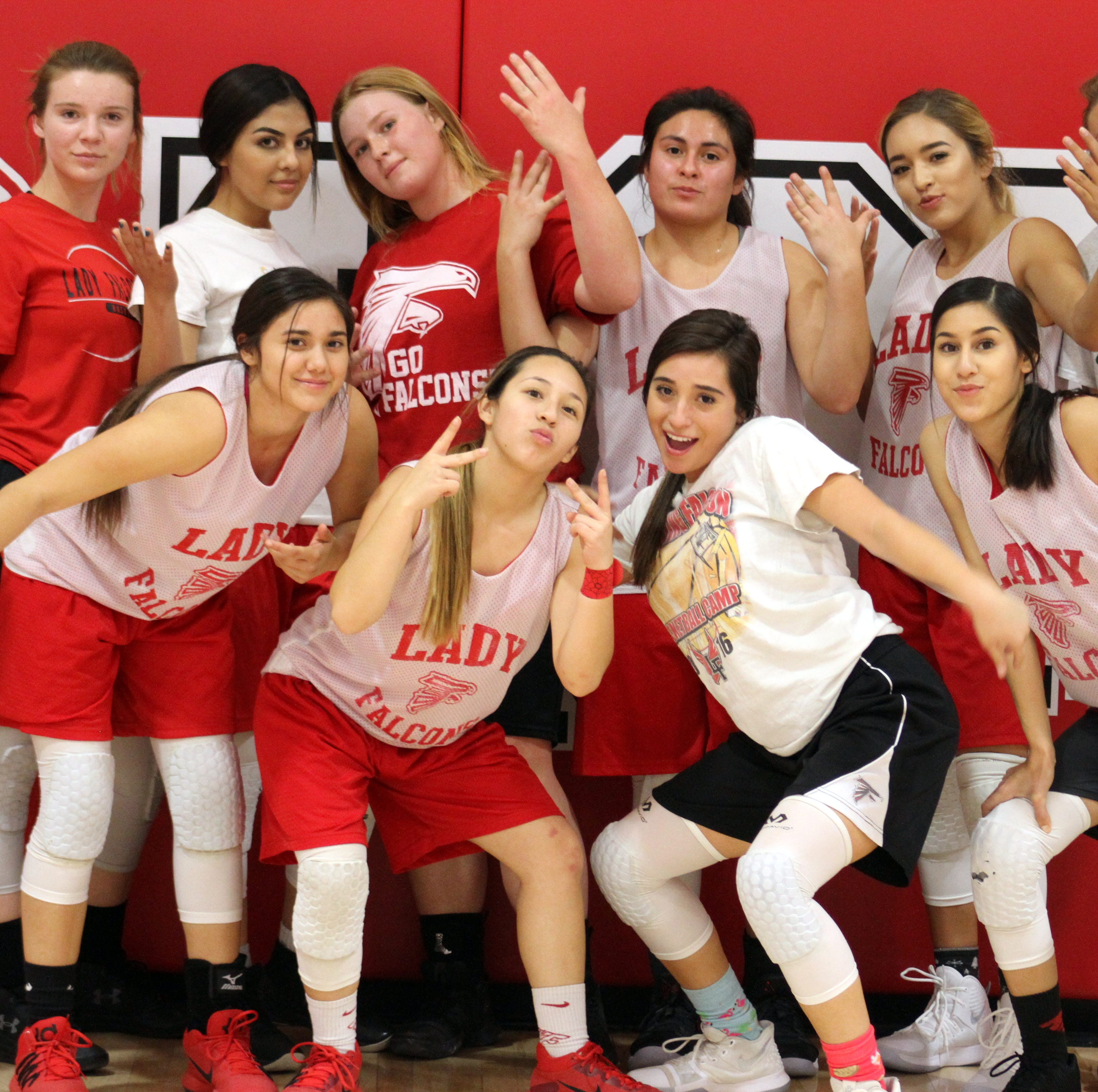 Martinez hopes to lead Lady Falcons to district title