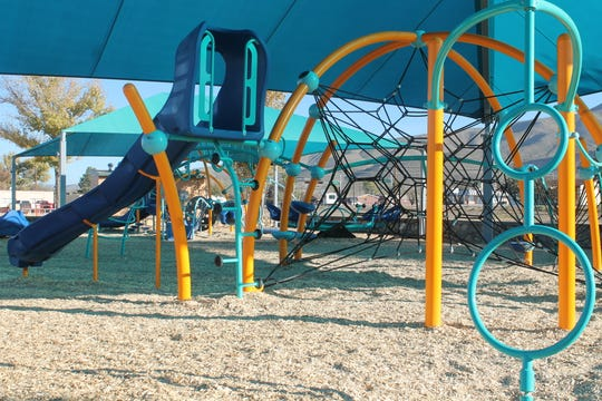 Hundreds of Alamogordo children have played at Kids' Zone since it opened Nov. 21.