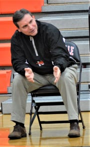 Ed Kritch has been involved with the Northville boys and girls basketball programs for nearly four decades.