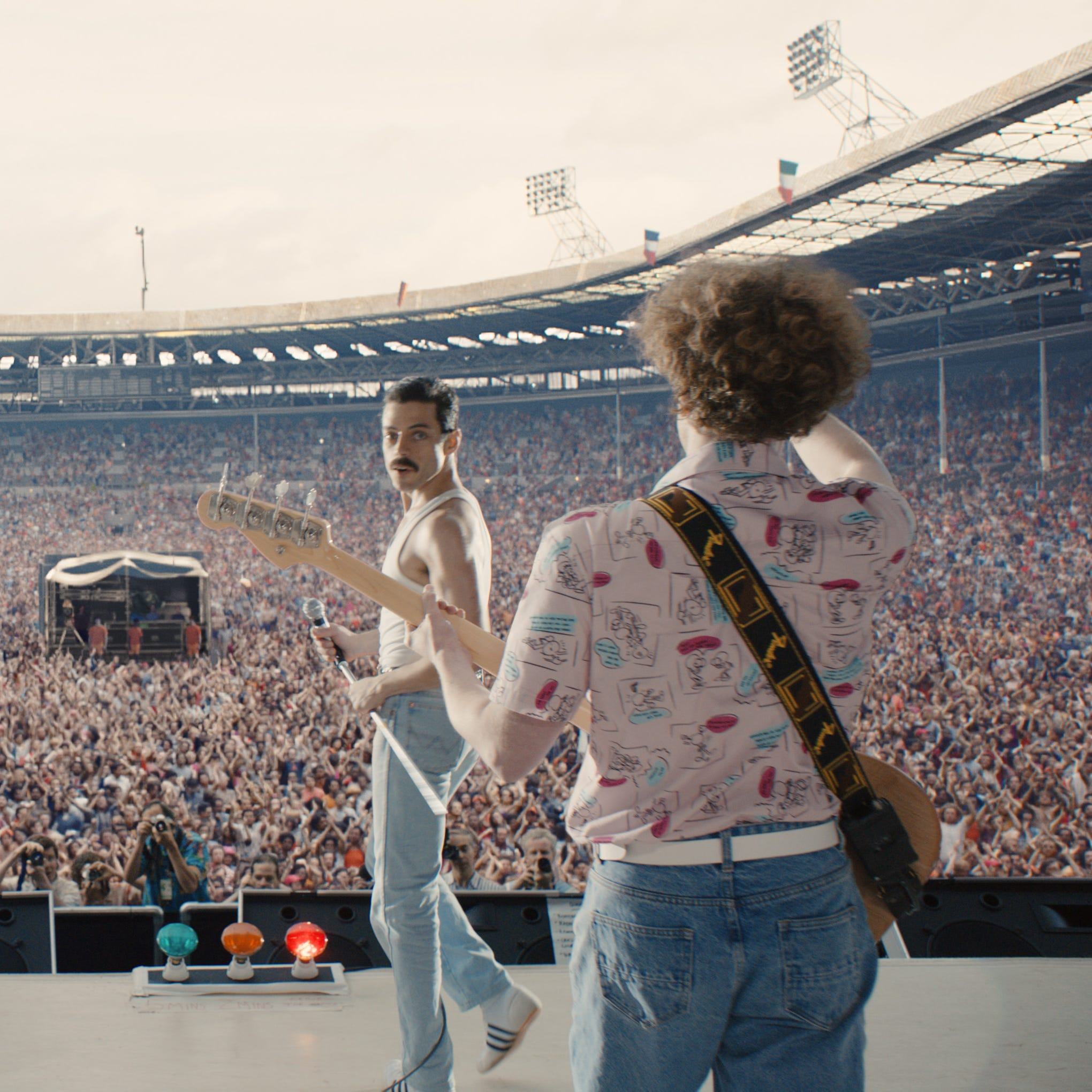 Freddie Mercury's story isn't exact in 'Bohemian Rhapsody.' But the film aims to blend truth and art.