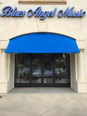 Blues Angel Music has opened a second location in Spanish Fort, Alabama.