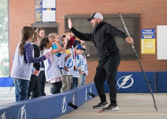 Ice Pilots Star Glen Metropolit Hockey Clinic