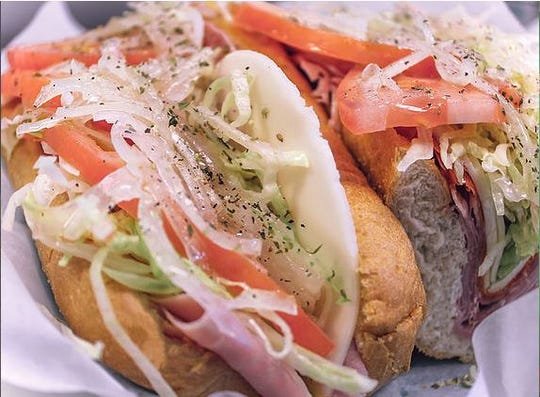 Philly's Cheesesteaks and Hoagies is known for its authentic Philadelphia sandwiches, cannolis and meatballs.