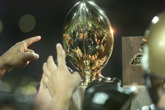 Predicting the 4A, 5A, 6A state football championship games for 2018.