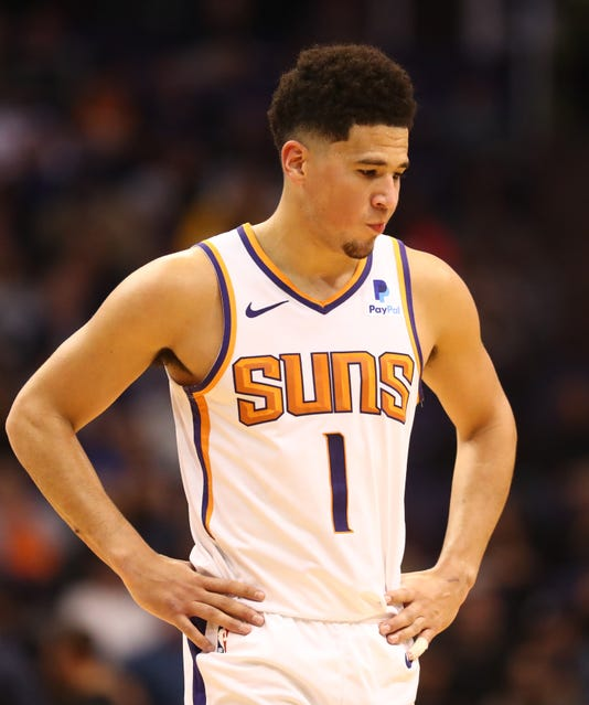 Nba Indiana Pacers At Phoenix Suns