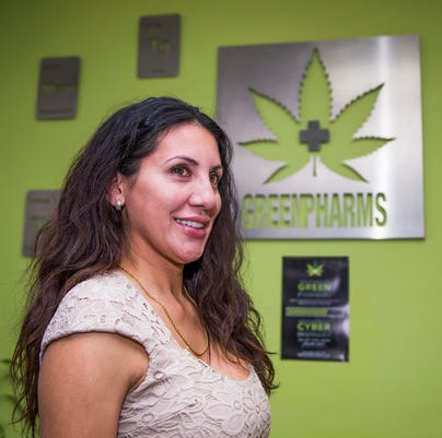 GreenPharms Dispensary owner finds new challenges helping others