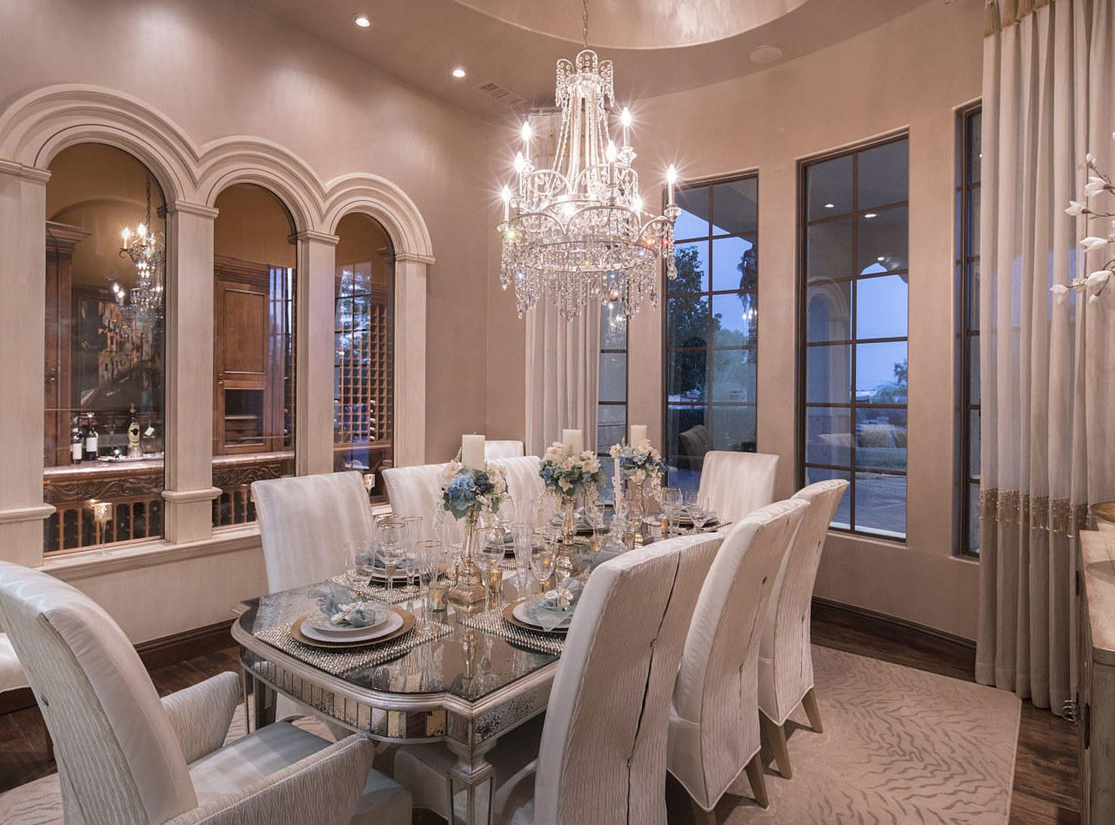 Stephen M. Horvath purchased a mansion in Scottsdale's Cactus Acrescommunity. The 8,036-square-foot house has six bedrooms, eightbathrooms and sits on an 1.1-acre lot.