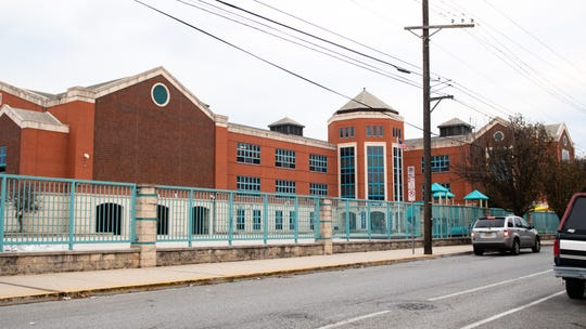 In this file photo from Nov. 27, 2018, Lincoln Charter School is pictured.