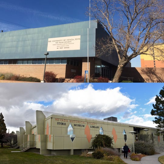 The University of Nevada, Reno looks to trade its downtown Reno Nelson Building for cash, land and the Nevada Historical Society's 22,860 square foot building on the north end of campus.