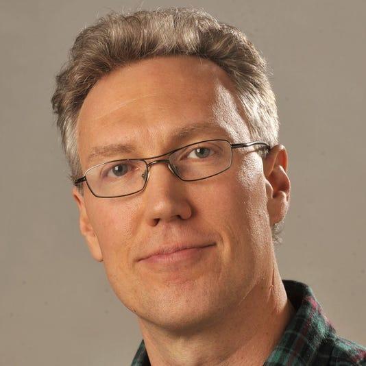 Mark Robison Mugshot Headshot