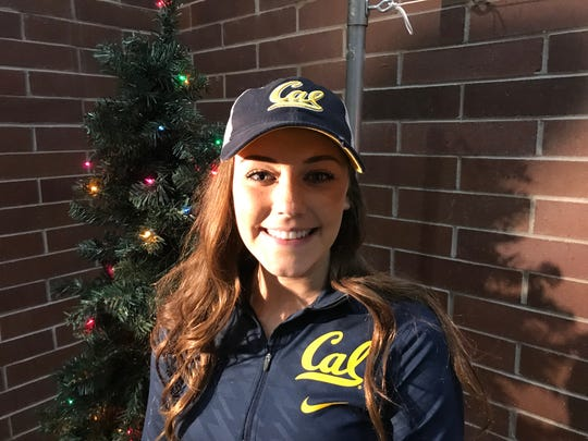 Maggie Joseph will play softball for Cal.