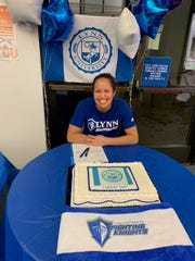 Sami Beck will swim for Lynn University in Florida