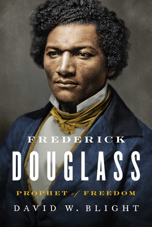 Frederick Douglass 9781416590316 Hr