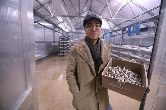 George Zheng Leep Foods