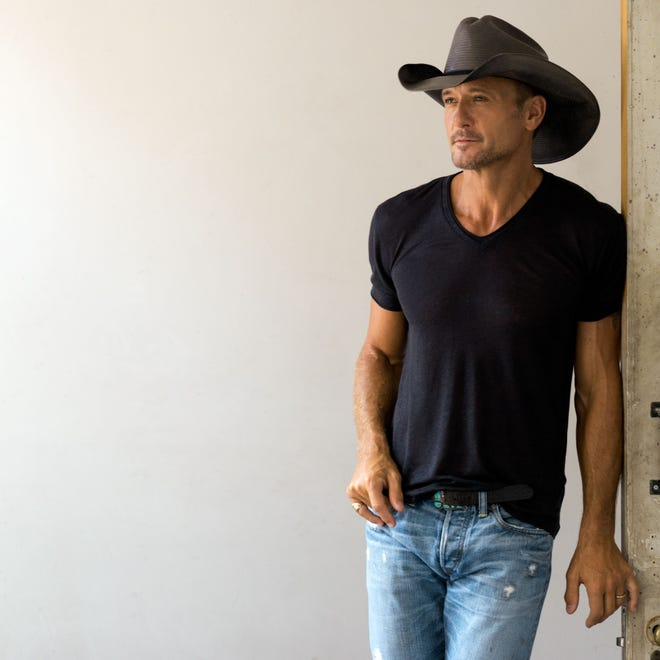 Tim McGraw headlines the California Rodeo Salinas' Big Week Kick Off Concert scheduled for Friday, July 12th. Tickets go on sale this Friday.