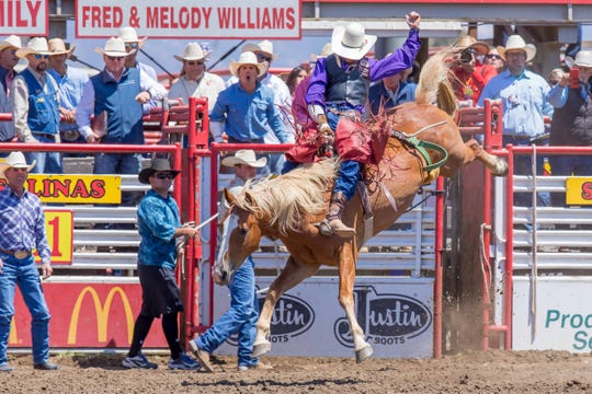 Tickets for the Professional Bull Riding (PBR) events at the 2019 California Rodeo Salinas will go on sale Friday.