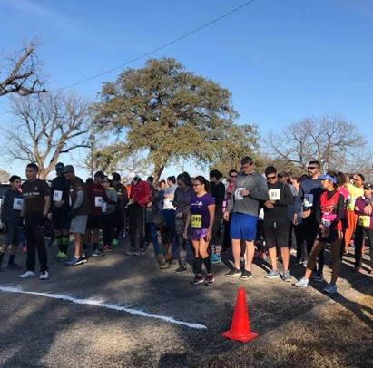 Annual Moebius Syndrome fun run in San Angelo raises money for Kara Smiles Fund