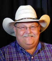 Runnels County Sheriff Carl Squyres
