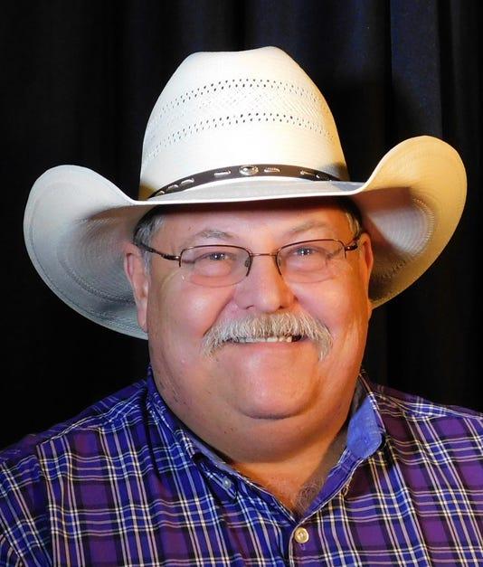 Sheriff Carl Squyres