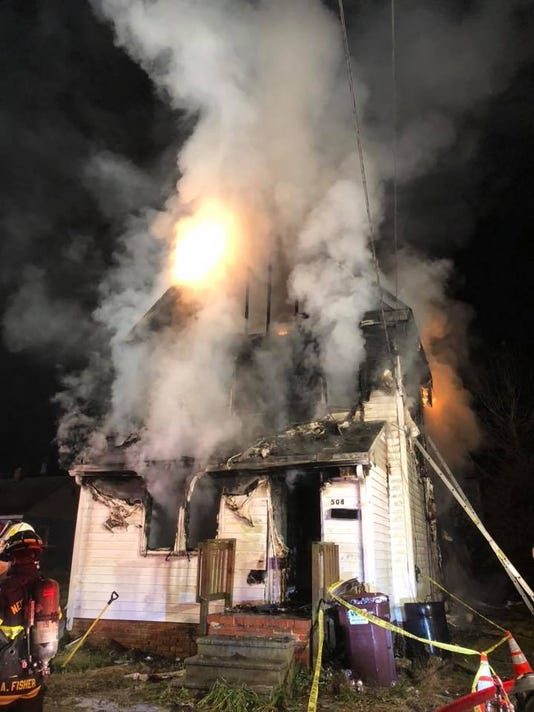 Pocomoke City house fire 3