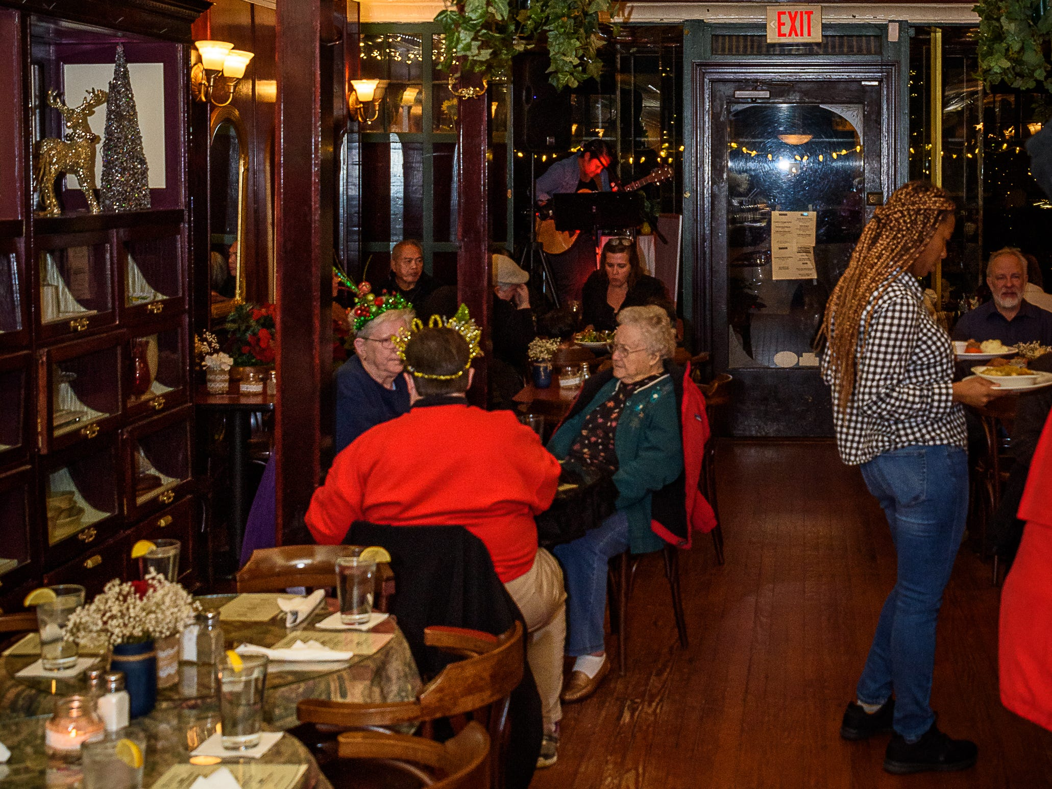 Cape Charles Coffee House offers coffee and food during Festive Friday.