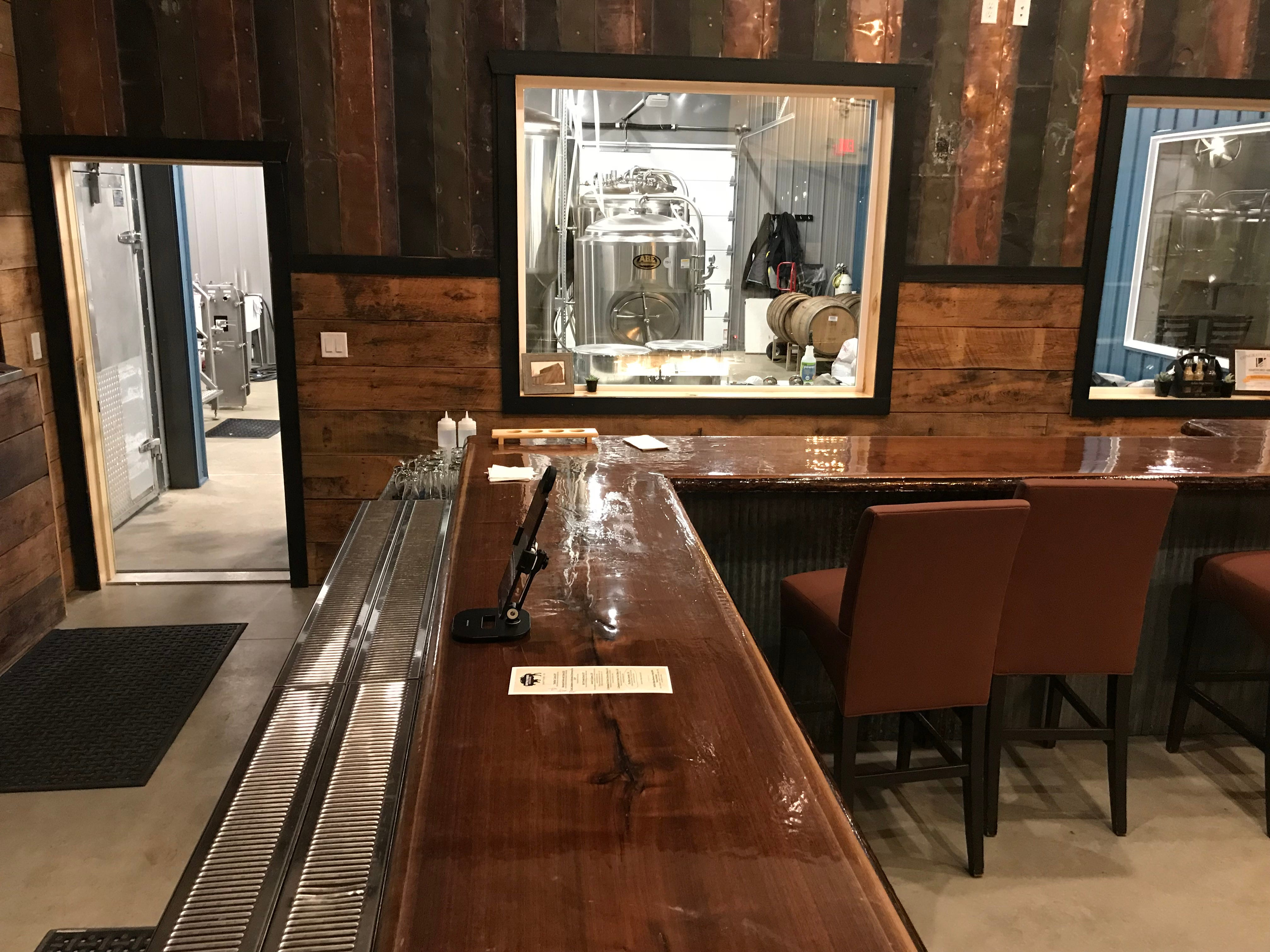 Buffalo Ridge Brewing opened Nov. 10 in downtown Hartford. City officials hope it will spur economic development downtown.