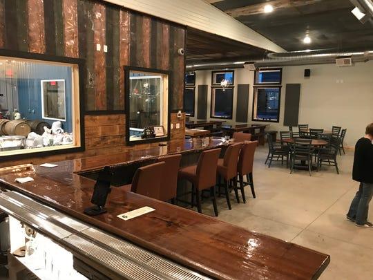 Buffalo Ridge Brewing opened Nov. 10 in downtown Hartford.