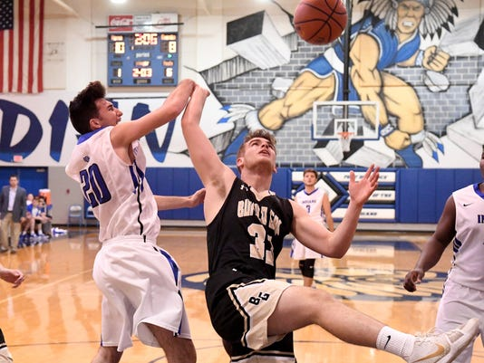 Buffalo Gap At Fort Defiance Basketball