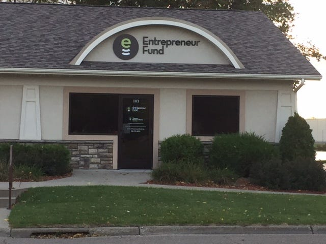 The Entrepreneur Fund's new Women's Business Alliance office in Little Falls is located at 309 1st St. NE. Suite 103.