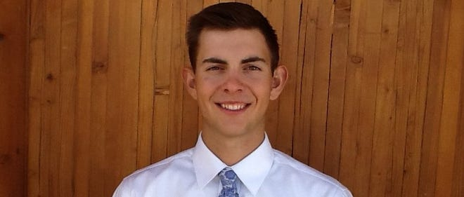 Zane Lamping, 19, died while exercising at the LDS Church Missionary Training Center in Johannesburg, South Africa, on Nov. 26, 2018.