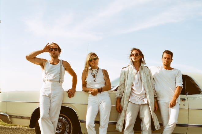 Broncho joins Yip Deceiver, The Feeling Ecstatic and bandana for a show at 8:30 p.m. Tuesday at The Wilbury.