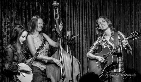The Adventures of Annabelle Lyn plays at 8 p.m. Friday at Blue Tavern.