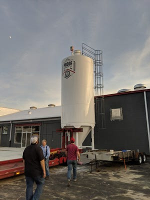 TLH Beer Society takes a tour of the new Proof building in progress.