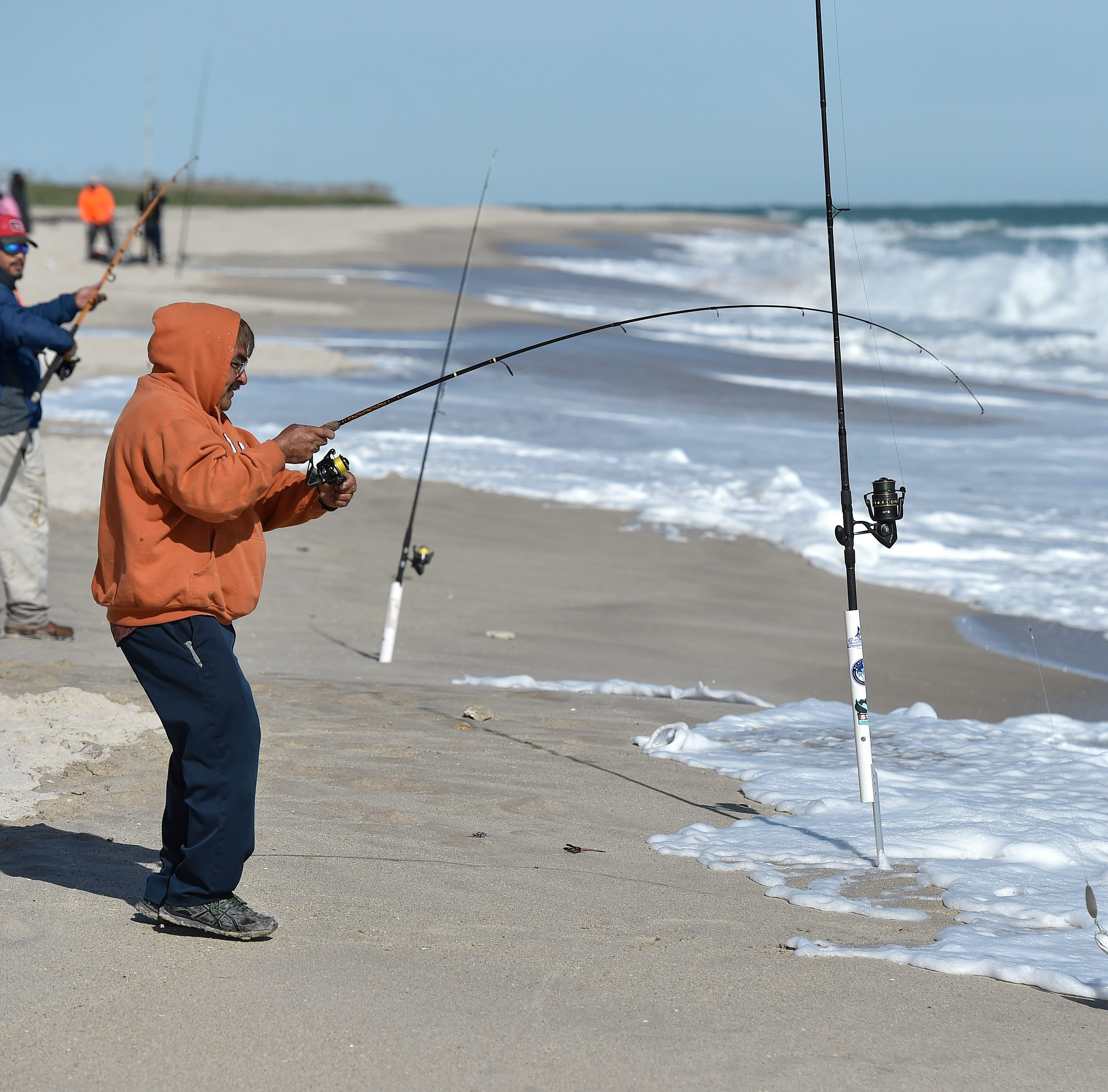 Vero Beach breaks record low as temperatures drop into 30s, 40s across Treasure, Space coasts