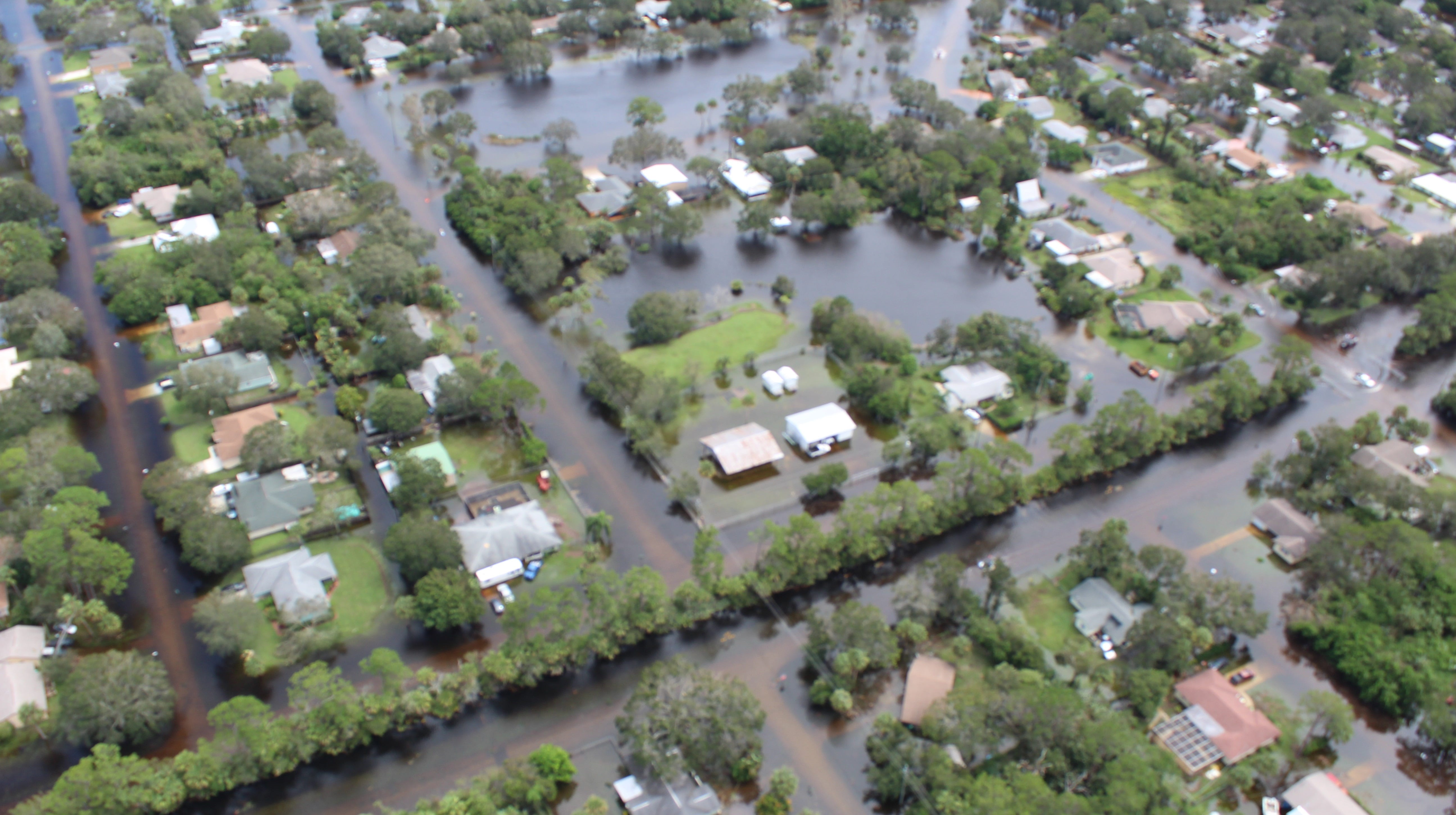 The state of Florida is committed to helping homeowners affected by the storm by rebuilding or replacing damaged homes.