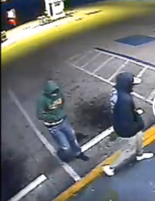Two of the three men accused of breaking into a Circle K in St. Lucie County