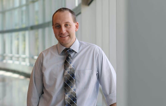 Dr. Michael Fox, in the division of diagnostic referral, Department of Pediatrics for Nemours.  Dr. Fox who works with Dr. Matt Demczko, a pediatrician at Nemours Kinder Clinic in Dover, treating the Amish and Mennonite community.