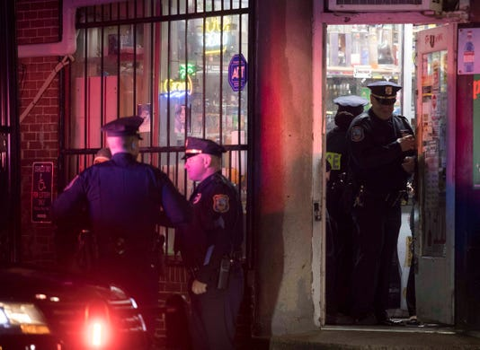 Lombard Street Shooting