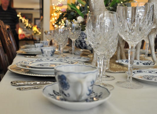 39th Annual Christmas Tour Of Homes