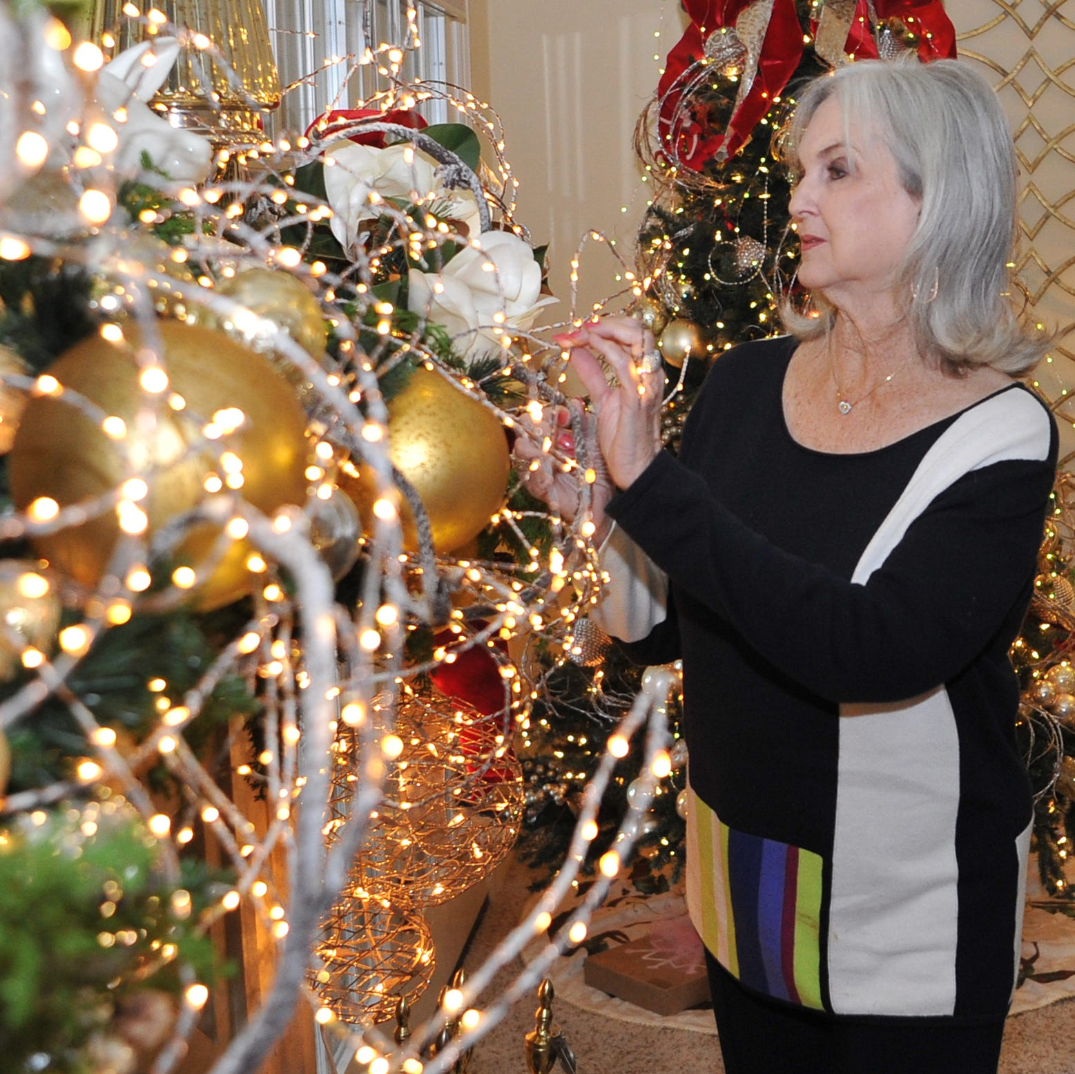 Woman's Forum Christmas Tour of Homes invites you into festive locations